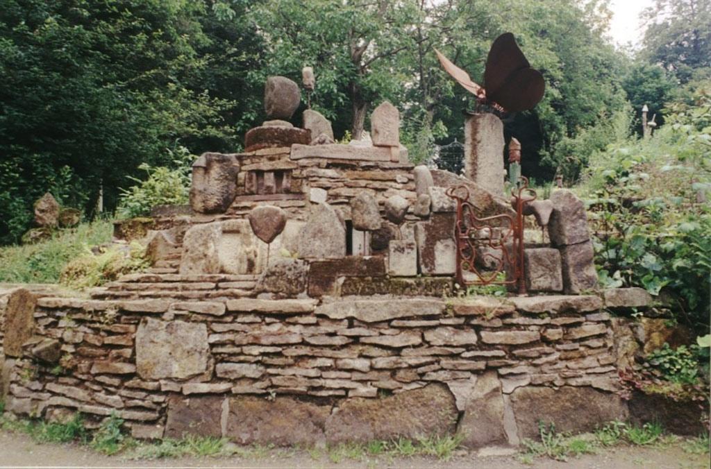 Steinstadt von Peter Lechelt