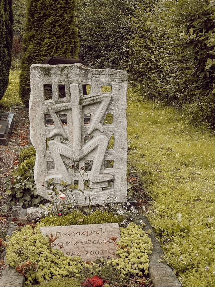 Künstlergrab