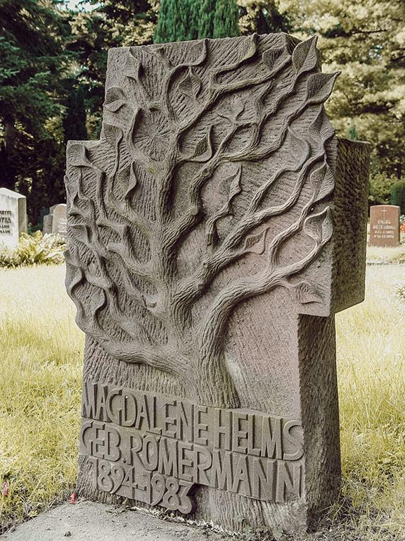 Lebensaum Gedenkstein