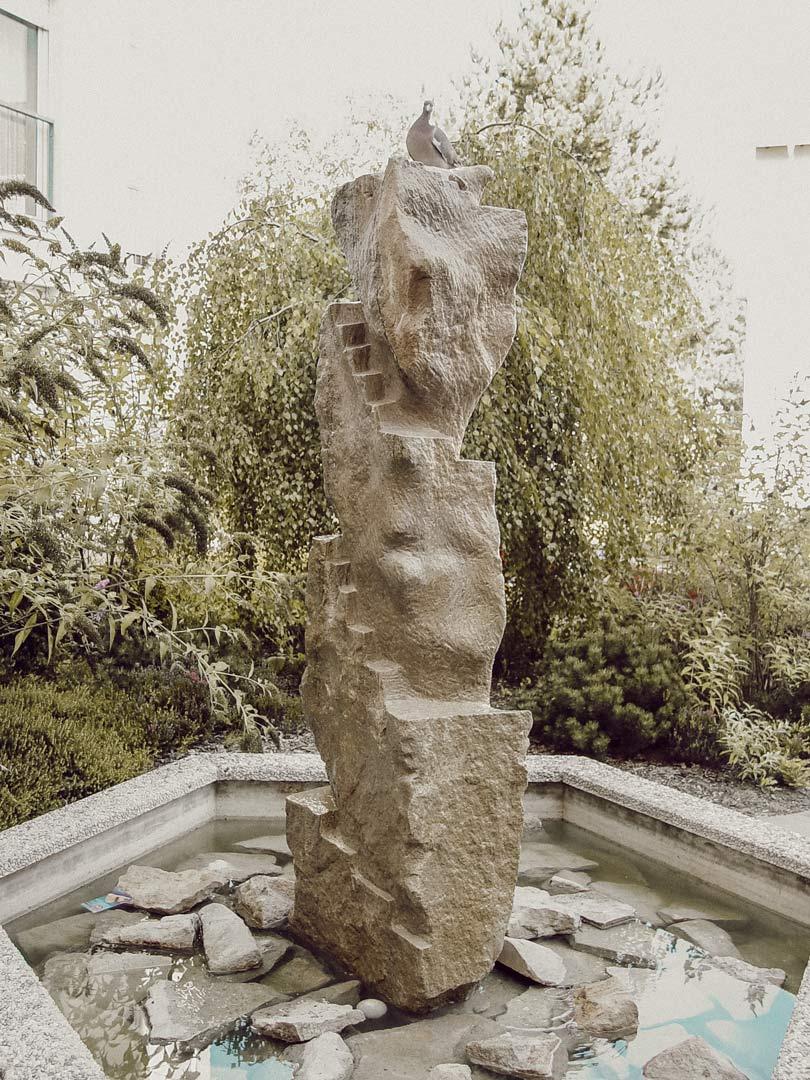 Stufenbrunnen